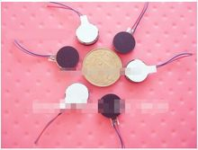 30pcs/lot 10*2.7MM Ultra Micro Button Type Vibration Motor 1.5-3V,0.05-0.1A Electric motor NEW(China)