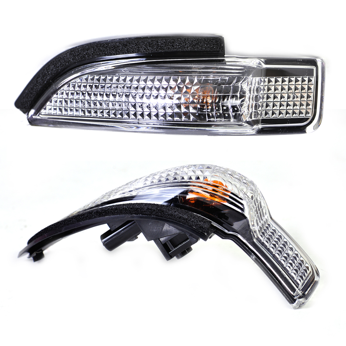 2PIN Rear view Side Mirror Indicator Turn Signal Lights Lamp fit for Toyota Camry Avalon Corolla RAV4 Prius C 81730-02140