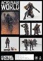 Кислотных Дождей: Деньги Команда: Сталь Бокс-Сет Базука Солдат Комплект