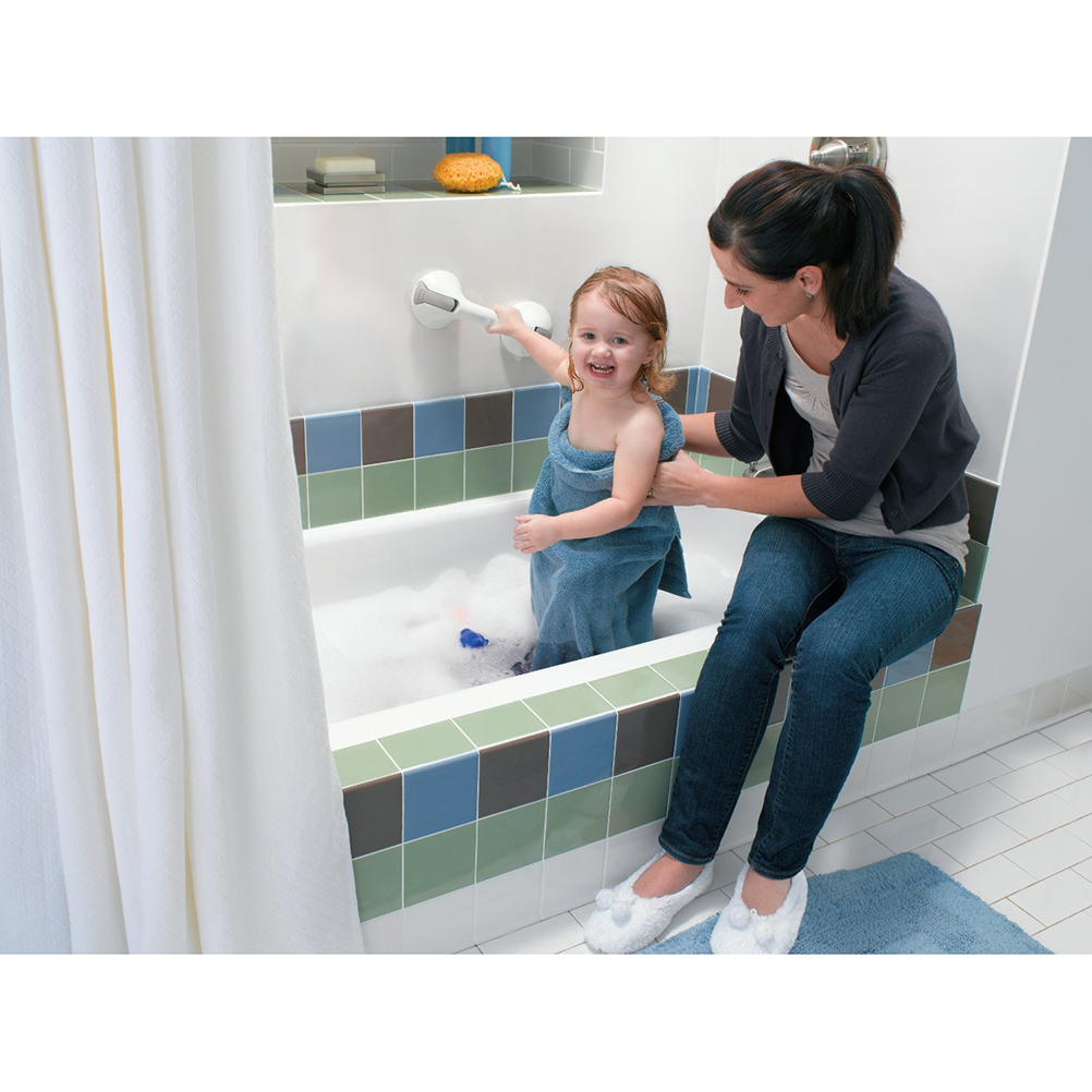 2016 New Free Shipping Bathroom Handle Glass Doors Handle Suction Grip  Bathtub Anti Slippery Shower Handle In Bathroom Accessories Sets From Home  U0026 Garden ...