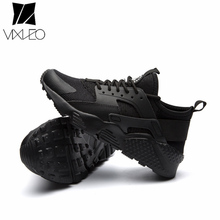 VIXLEO Free Shipping 2017 New Arrival sneakers Men Women White Red Black Green running shoes 36-47 For Sale air Huaraching