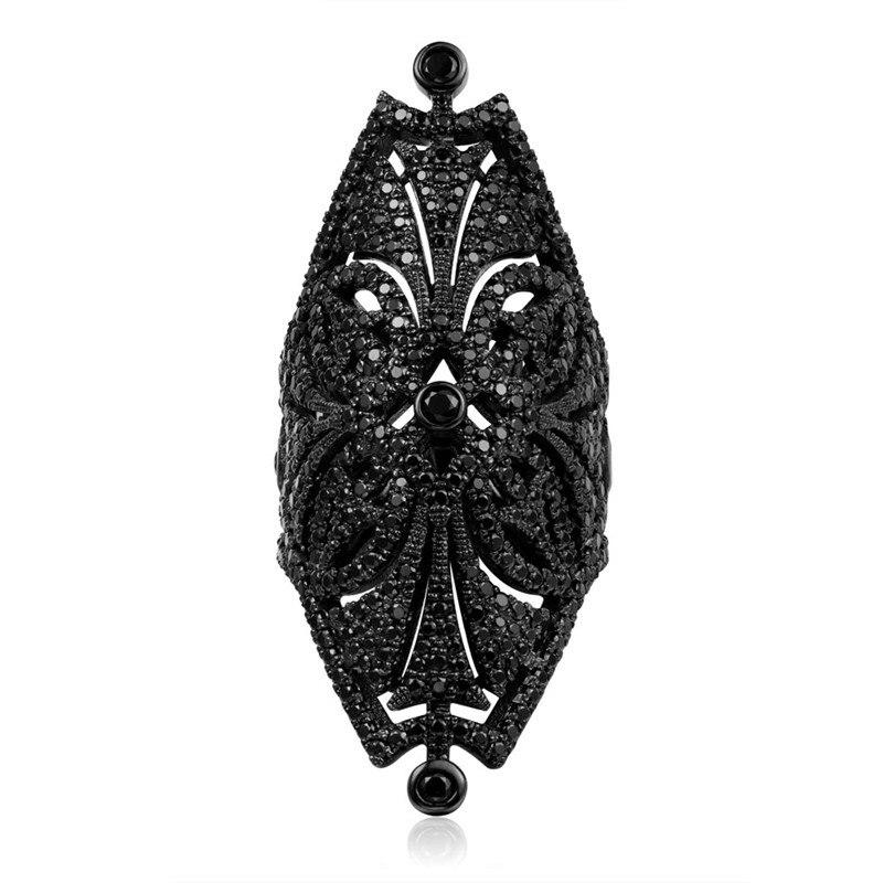 [MeiBaPJ] bague décorative en argent Sterling 925 pour femmes avec pierres AAA de haute qualité