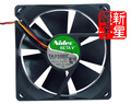 Free shipping.What Japan TA350DC 9025 9 cm 9 cm 0.5 double ball bearing fan wind