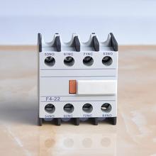 Контактор переменного тока CJX2 LC1 вспомогательный контакт блок F4-22 F4-13 F4-31 F4-40 F4-04 4 полюса