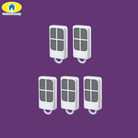 5pcs Kerui Wireless Portable Remote Control Home Alarm System Controller