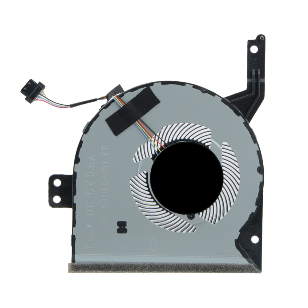 High CPU GPU Cooling Fan cooler for ASUS X542 X542BA X542U X542UA X542UQ X542UR 13N1-26P0211 13NB0FD0T04111 image