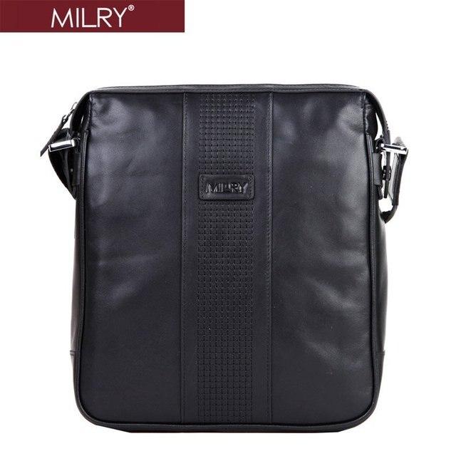 Free Shipping Genuine Cow Leather Business  men shoulder bag casual Messenger Bag CS0004-1