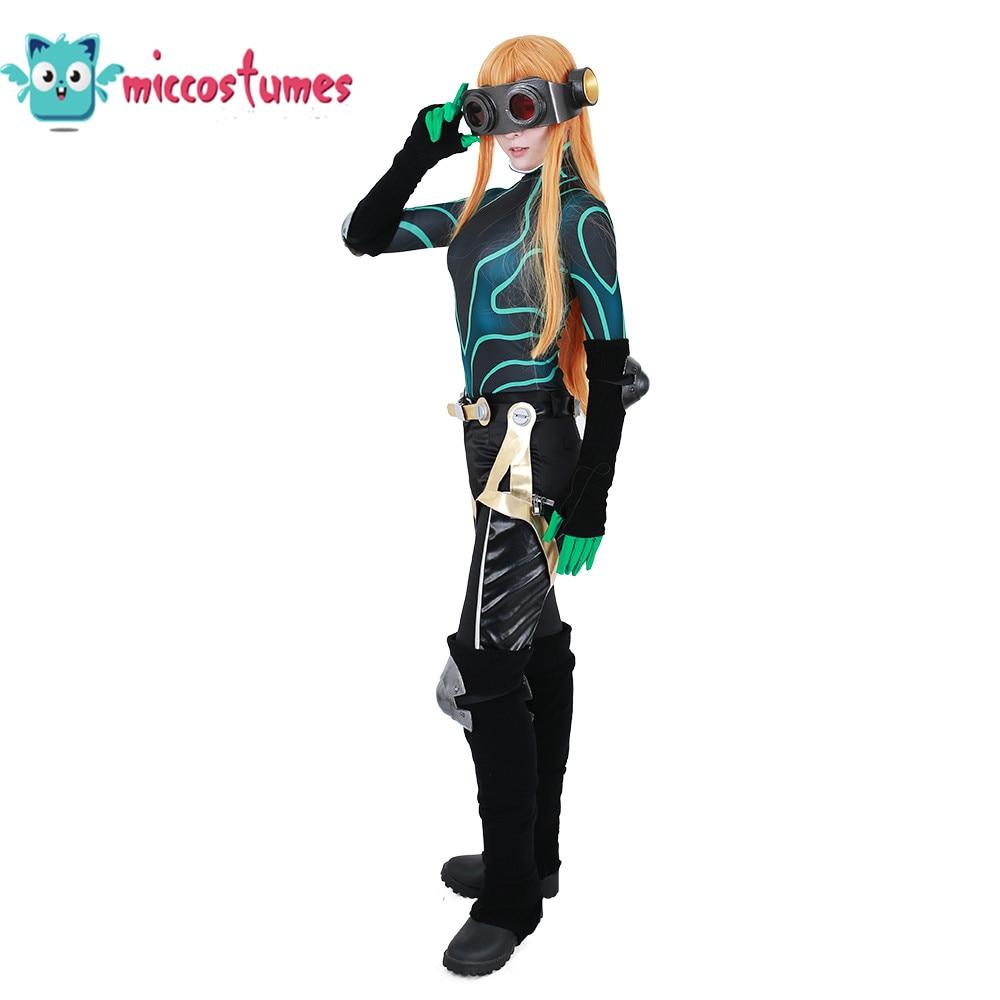 Female Futaba Sakura Cosplay Costume Persona 5 Phantom Thief