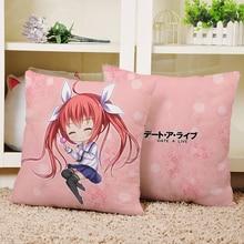 Японский мультфильм аниме Дата немного двухсторонняя подушка декоративная Dakimakura Almohada Poduszka 1