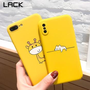 Cute Cartoon Phone Case For iPhone 6, 7, 8, X