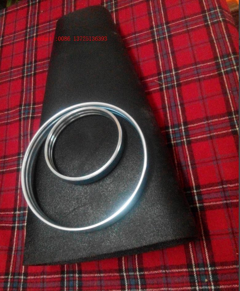 Un ensemble/un manchon + anneaux pour BM W E39 arrière arrière kits de réparation de suspension pneumatique manches en caoutchouc vessie dos oreillers en caoutchouc