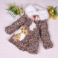 Anlencool bebé ropa de niña de invierno de Invierno gruesa capa de felpa búho de los niños suéter de lana de manga larga al por mayor envío gratuito