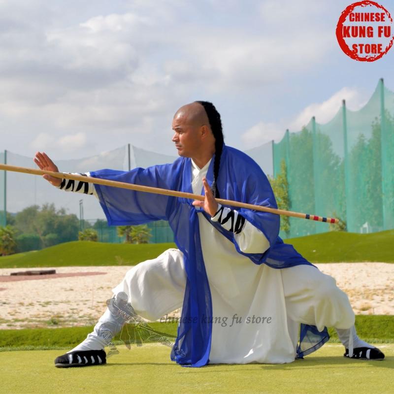 Custom Make Old Style Chinese Taiji Kung fu Uniform Martial arts Wing Chun Tai chi Suit Wushu Performance Costume handmade linen tai chi uniform wushu kung fu martial art suit wing chun uniform chinese style