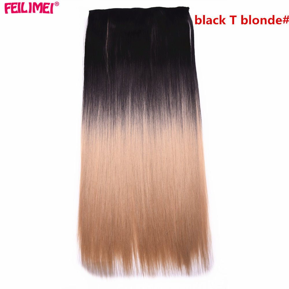 ombre blonde hair_