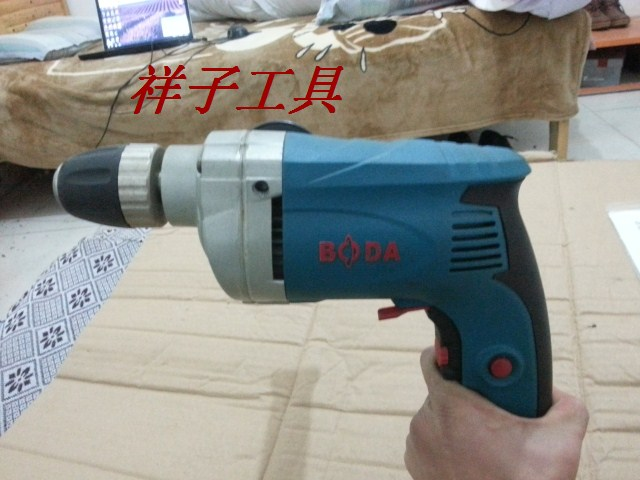 The broad D1-10 10MM drill household electric screwdriver electric screwdriver machine pistol drill power drill image