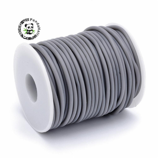 Details about  /Pandahall 2mm 3mm 4mm Hollow Pipe F80 Spool Plasic Tube Solid Hole 1mm//1.5mm//2mm