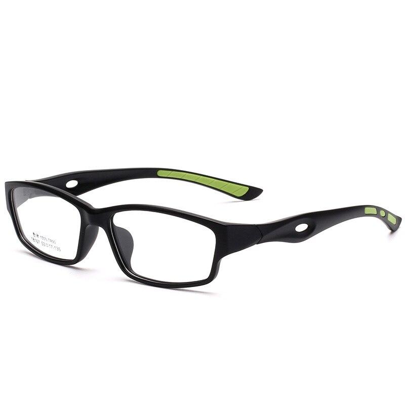 Mode Männer Frauen Acetat Brillen Rahmen Marke TR90 Vollformat - Bekleidungszubehör - Foto 2