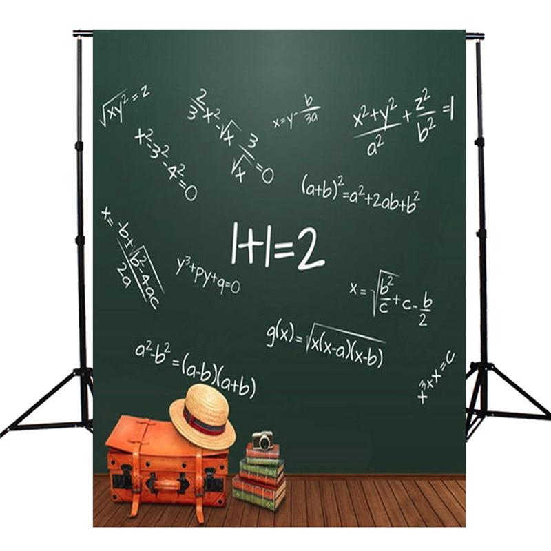 3x5ft Photography Background School Classroom Blackboard Board Photographic Backdrop for Studio Photo Props 90x150cm огромный российский флаг 3x5ft 90x150cm из россии