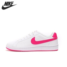 Sneakers Skateboarding-Shoes Nike Court Women's New-Arrival Original MAJESTIC