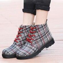 ผู้หญิงบู๊ทส์แฟชั่นสบายๆรองเท้าฤดูใบไม้ร่วงถักผ้าลูกไม้ขึ้นZ Apatosผ้าถักรองเท้าข้อเท้าสำหรับผู้หญิงจัดส่งฟรีTMH-8