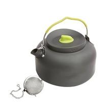 1.4L Alocs Aluminum CW-K03 Outdoor Kettle Camping Picnic Water Teapot Coffee Pot free shipping