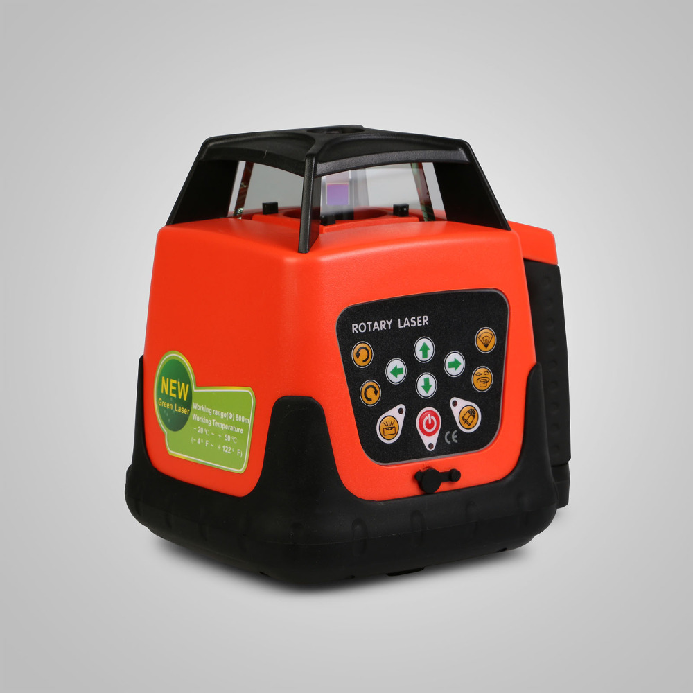 VEVOR Automatic Self-leveling Rotary Laser Level Green Beam For Israel
