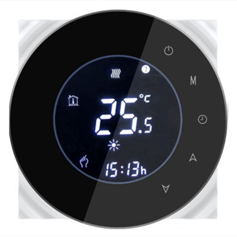 Two-Regulated Central Air Conditioner With Wifi Lcd Wireless Thermostat Smart Life ApplicationTwo-Regulated Central Air Conditioner With Wifi Lcd Wireless Thermostat Smart Life Application