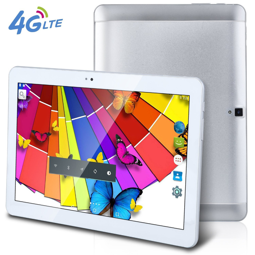 BMXC 4G Let Tablet PC Android 6 0 Octa Core IPS 1280x800 32GB ROM 5MP Dual