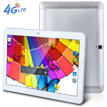 4G Let Tablet PC Android 6.0 Octa Core IPS 1280×800 32 GB ROM 5MP Dual SIM OTG WIFI GPS Bluetooth Tableta Del Teléfono del Ordenador