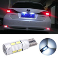 2pcs led T10 w5w 194 168 canbus License Number Plate Light Bulbs for Lexus f LX570  RX450h ES350 HS250h IS CT200h RX350