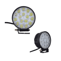 4Pcs Round 48W LED Work Light Spot Flood LED Offroad Light Lamp Work Light For Off