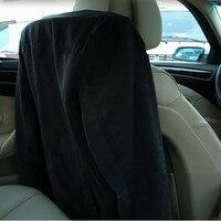coat suit 1Pcs Car Coat Hanger Chrome Metal Car Seat Headrest Coat Rack Jacket Suit Clothes Hanger Multifunction Car Device (2)