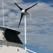 400W ветряной генератор, 12 V/24 V/48 V по желанию