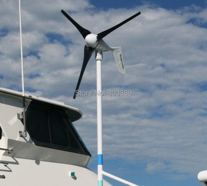 400 W vent générateur à turbine, 12 V / 24 V / 48 V en option, Livraison gratuite