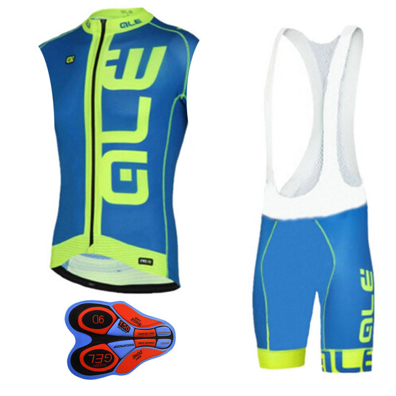 2017 Sets Cycling Jersey Men Padded Pro Cycling Equipment Summer Clothing Male Fabric MTB Bike Mailot Cycling Clothing Man