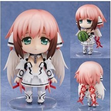 10cm Cute 4 Nendoroid Sora no Otoshimono Anime Ikaros PVC Action Figure Model Collection Toy #178