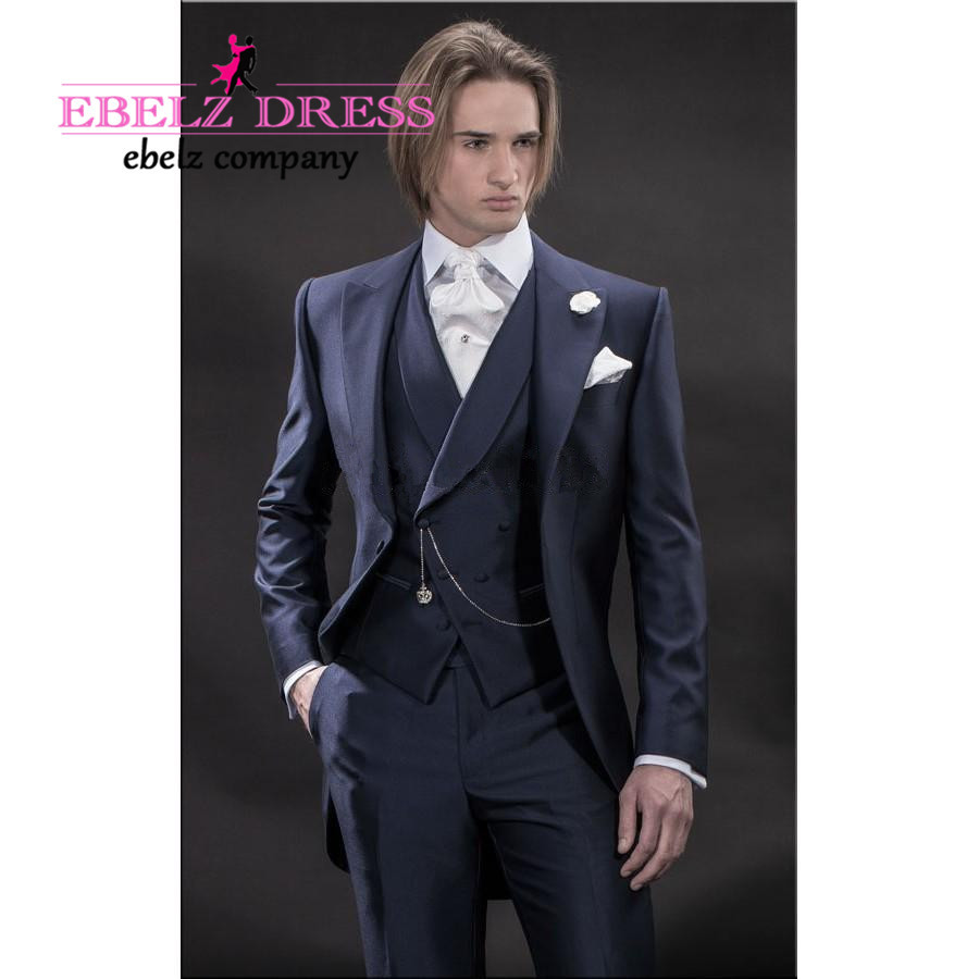 Mens Long Jacket Suits | My Dress Tip