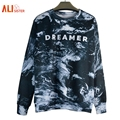 Alisister New Fashion Men/women Galaxy Hoodies Print DREAMER Graphic Sweatshirts Casual Mens 3d Harajuku Sweatshirts Tops