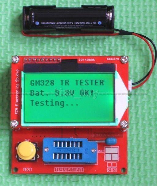 tracking number mg328 tester transistor lcr esr meter big screen rh aliexpress com