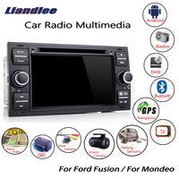 Liandlee For Ford Fusion / For Mondeo 2002~2009 Android Car Radio CD DVD Player GPS Navi Navigation Maps Camera OBD TV Screen