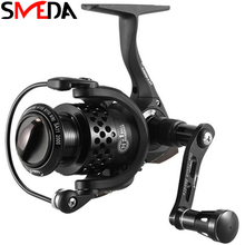 цена на 2019 Fishing Reel High Speed Spinning Reel 11BB 5.2:1 Drag Aluminum Metal Spool Wheel For Fishing Carretilha De Pesca