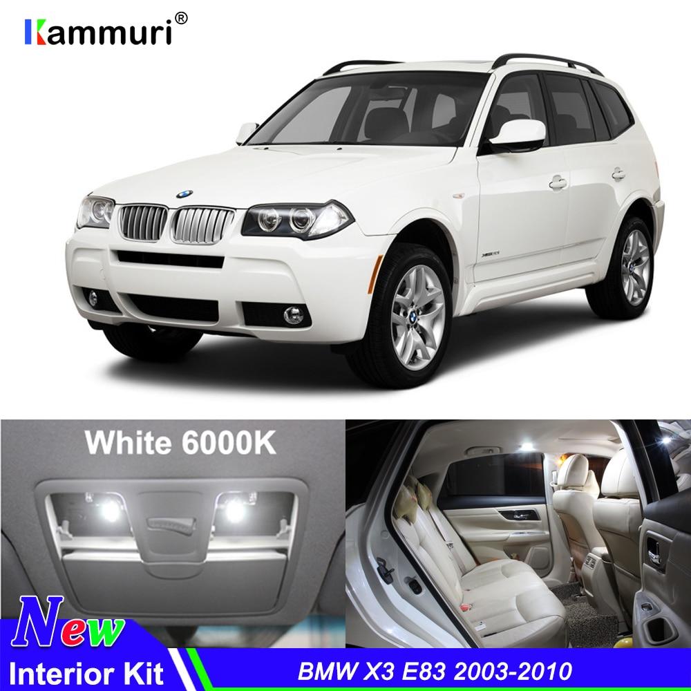 13pcs error free led car interior light kit for bmw x3 e83 2003 2004 2005 2006 2007 2008 2009 2010 led interior light [ 1000 x 1000 Pixel ]