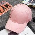 Moda Unisex Gorras de Béisbol 3 Colores Hombres mujeres Snapback Ajustable Con Clip Sol Outdorr Soprt Cap Hip Hop Estilo Caliente sombrero