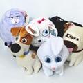 Anime The Secret Life Of Pets Snowball Max Gidget Mel Chloe Buddy Animals Cartoon soft Stuffed Toys plush dolls