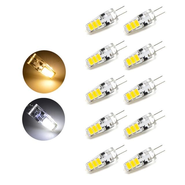 10pcs 15w 5733 smd g4 dc 12v mini led light crystal chandelier lamp 10pcs 15w 5733 smd g4 dc 12v mini led light crystal chandelier lamp led lights aloadofball Image collections