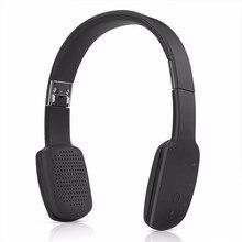 אלחוטי Bluetooth אוזניות מתקפל ספורט Hifi סטריאו סופר בס אוזניות עם מיקרופון עבור Iphone Ipad סמסונג Xiaomi אנדרואיד