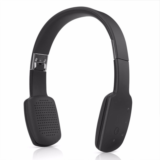 JQAIQ Bluetooth V4.1 Headphones Wireless Sports Hifi Stereo Super Bass Headset With Mic For Iphone Ipad Samsung Xiaomi Android