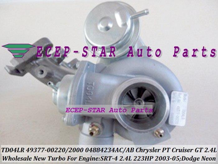 Chrysler PT Cruiser GT Neon SRT-4 TD04LR Turbo Turbocharger Wastegate Actuator
