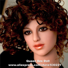 WMDOLL Top Quaity Sexy Doll Head For Sex Silicone Dolls Silikon Sexuais Heads With Oral Adult Products