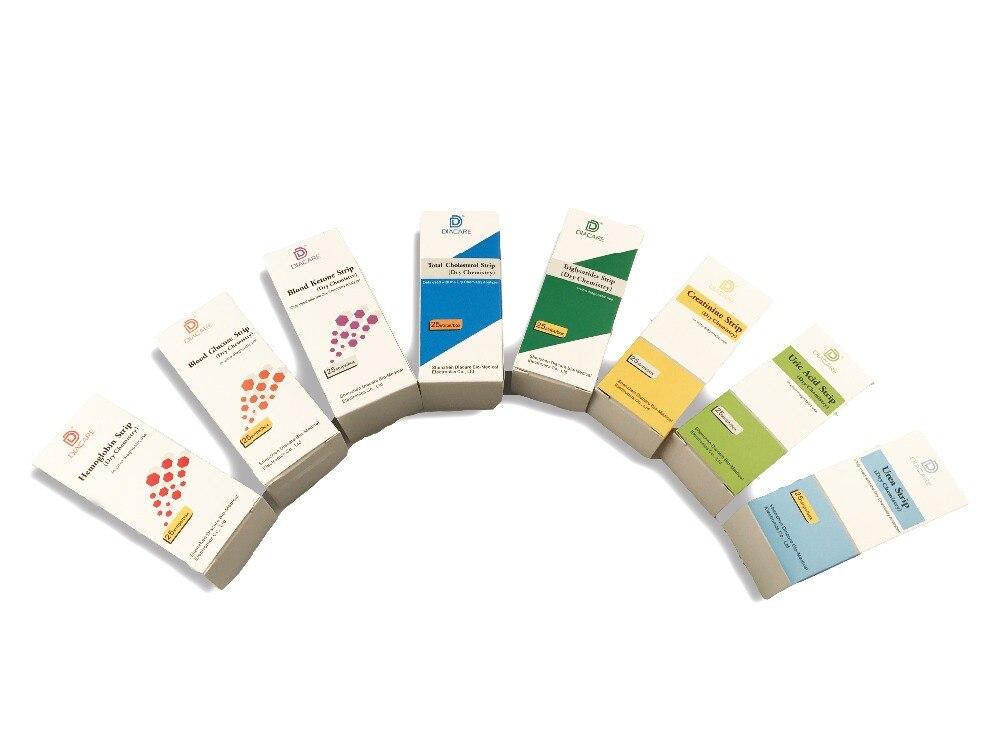 Rapid Test product Kit(Totalcholesterol, Triglycerides